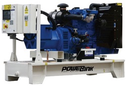 Дизельный генератор PowerLink PP20 с АВР